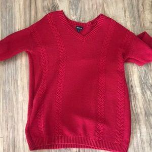 Torrid Sweater size 0